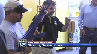 UNM offering Active Shooter Survival course