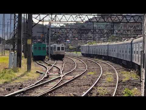 Supervia - Série 500 ER 501/502 Central x Oswaldo Cruz (Expresso Japeri).