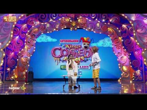 Kings of Comedy Juniors - Haridas and Janani