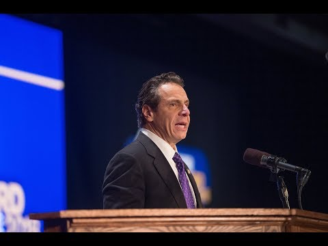2018 New York State of the State Address