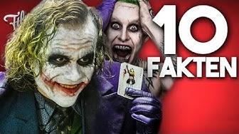 DER JOKER: 10 irre Fakten!