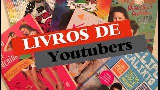 LIVROS DE YOUTUBERS