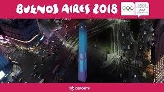 Ceremonia de Apertura de los Juegos Olímpicos de la Juventud - #BuenosAires2018