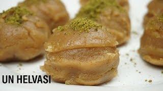 best dessert halva recipe/flour halva/Figen Ararat