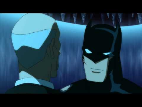 Justice League-Doom Batman Clip