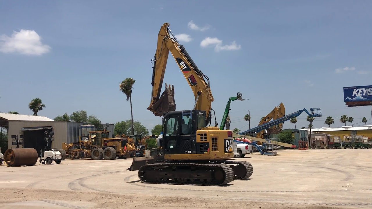 medium resolution of 2011 caterpillar 314d lcr for sale
