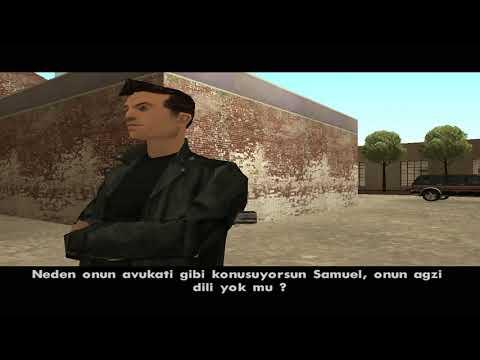 GTA San Andreas Claude Speed Ve Yaşantıları (bölüm1) Türkçe DYOM