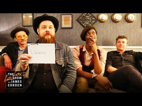Nathaniel Rateliff & The Night Sweats: The Bandmate Game