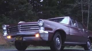 Driving a 1965 Pontiac Tempest 326 Stick - Cupcake