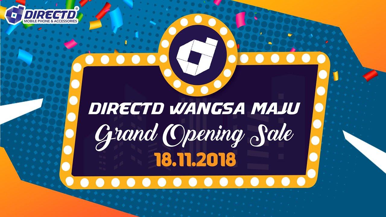 Directd Online Store Directd Wangsa Maju
