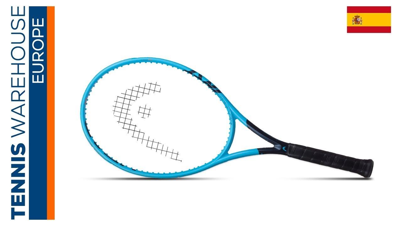 Informe de la raqueta de tenis Head Graphene 360 Instinct MP ... a0d3f50d34