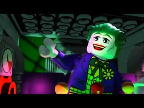 LEGO BATMAN: THE MOVIE - DC SUPER HEROES UNITE Trailer Norway