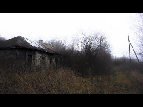 «Застывшее время»: брошенные дома и никого на километры вокруг