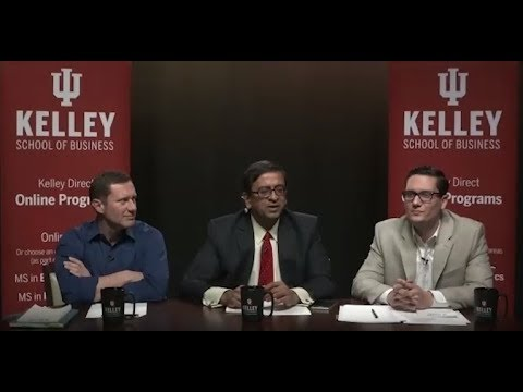 IU Kelley School of Business Online MBA