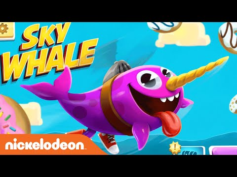 Video Game Hack | Sky Whale | Nick