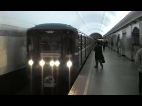 Moscow In Your Pocket - Moscow Metro Tour