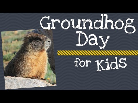 Groundhog Day for Kids