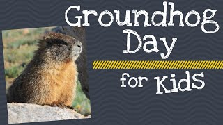 Https://www.patreon.com/homeschoolpop learn all about groundhog day in this video for kids! see how holiday started and what it means! is going t...