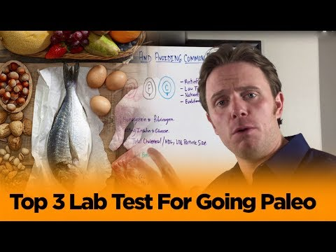 Paleo Diet – Top 3 Lab Test For Going Paleo – Part 1