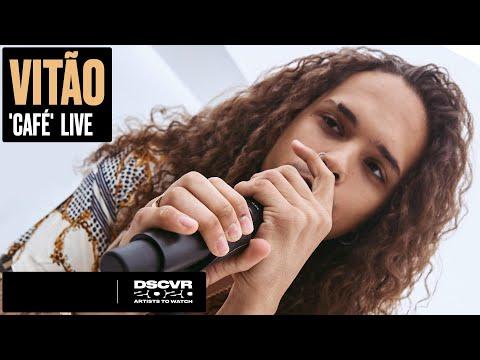 Vitão - Café   Vevo DSCVR Artists to Watch 2020