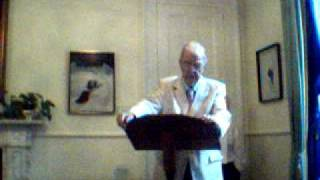 John Crosbie - Lieutenant Governor of Newfoundland  welcomes LGBT Community 07/23/2010 (1 of 4)