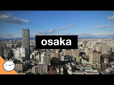 Flying to Osaka Japan // Travel Vlog #4