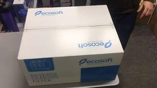 видео Система обратного осмоса с минерализатором Ecosoft Standard 6-50