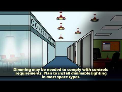 Lighting Controls under Title 24, Energy Code Part 6