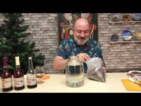 Рецепт коньяка на сахарном самогоне.