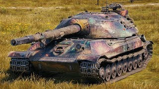 World of Tanks Object 705A - 6 Kills 10,3K Damage