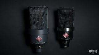 Neumann TLM102 vs TLM103 Comparison (Versus Series)