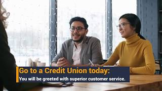 Stop using payday loans Canada use credit unions