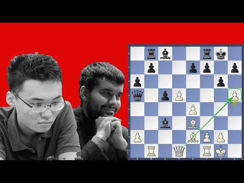 Hurry up Harry! - Yu Yangyi vs Nepomniachtchi | FIDE World Cup 2019