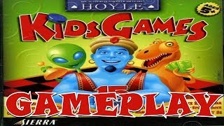 Hoyle Kid Games | PC Gameplay Part 1