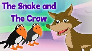 The Crow's Revenge - Panchatantra In English - Moral Stories for Kids - Children's Fairy Tales