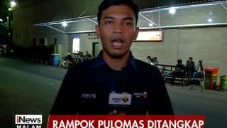 Live Report : Wahyu Seto Aji : Kerabat Pelaku Pembunuhan Sadis Pulomas Diamankan - INews Malam 28/12