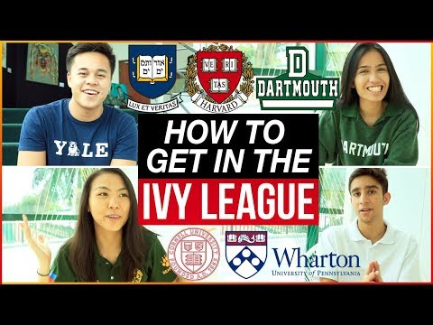 🏫How to Get Into an Ivy League 2018: Stats, Essays, Extracurriculars for College Apps | Katie Tracy