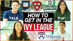 🏫How to Get Into an Ivy League: Stats, Essays, Extracurriculars for College Apps | Katie Tracy