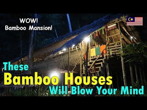 These Bamboo Houses Will Blow Your Mind! | June 28th, 2017 | Vlog #153