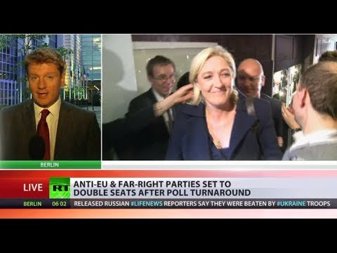 'Political Earthquake': EU vote huge success for UK, French