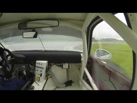 Modsport 2014 Gelleråsen Kanonloppet race2 #48 Porsche 968