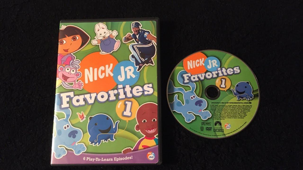 Picks Dvd 6 Review Nick