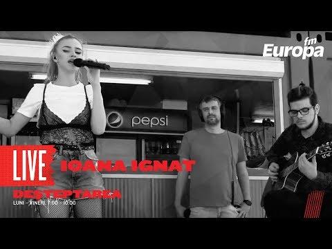 Edward Sanda feat. Ioana Ignat - Doar pe a ta LIVE in Desteptarea