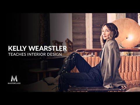 Kelly Wearstler Teaches Interior Design | Official Trailer | MasterClass