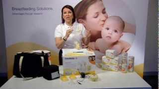 Introduction to your Freestyle breastpump - by Medela Australia