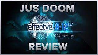Jus Doom's 812 Gaming Gum Review