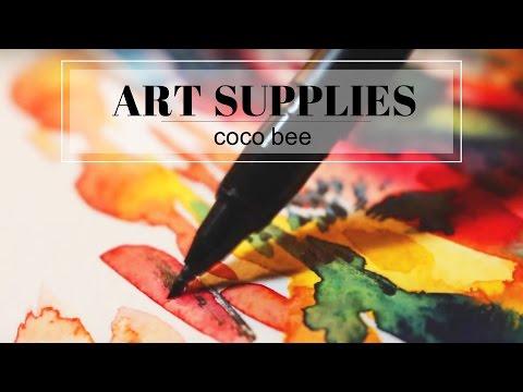 My Art Supplies