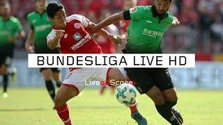 Mainz vs Hannover - Bundesliga 2018/2019