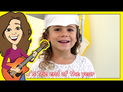 Graduation Song Thank you for kids, children & babies with lyrics   Patty Shukla