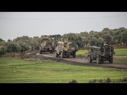 Турция перебрасывает спецназ к наблюдательным пунктам в Идлибе